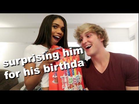 Birthday Surprise!!