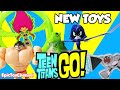 NEW TEEN TITANS GO! Toys + New Cyborg, Robin, Raven & Beast Boy Teen Titans Toys by Epic Toy Channel
