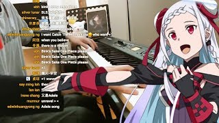 【LIVE】Catch the Moment - LiSA|Piano Cover
