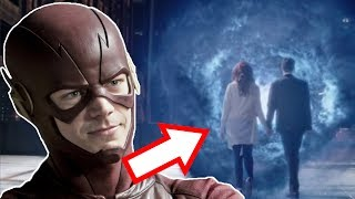 What happens to Barry? What is Flash Rebirth? - The Flash Season 4