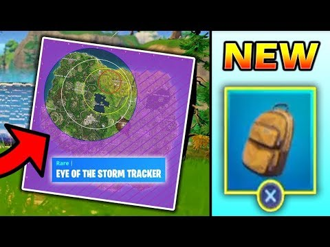 Will the STORM TRACKER Return to Fortnite! Eye Of The Storm Tracker