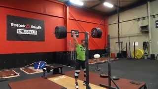 Dmitry Klokov - Belgium, CrossFit Brussels