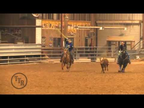 Total Team Roping  Pro Runs