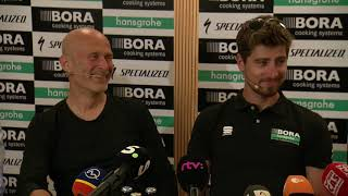 Peter Sagan - pre-race press conference - Innsbruck 2018 (UCI Road WCh)