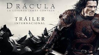 DRÁCULA - LA LEYENDA JAMÁS CONTADA - Nuevo Tráiler Internacional