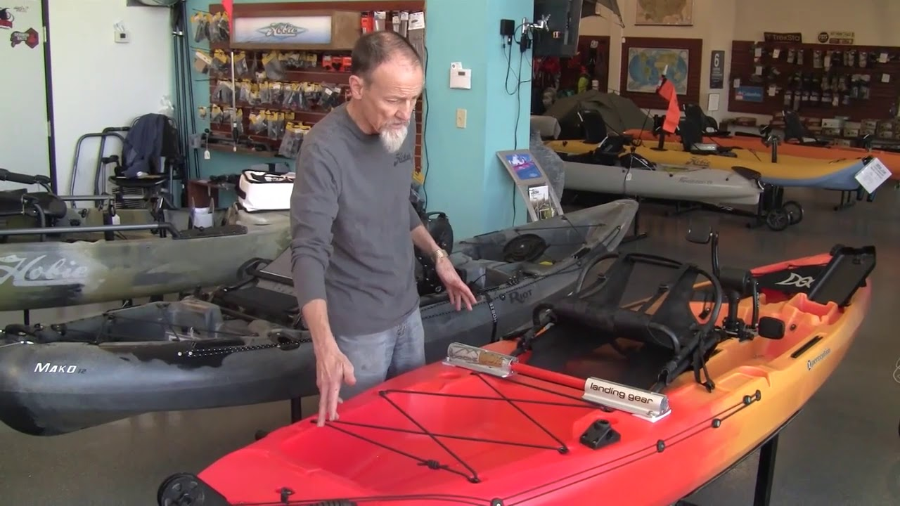 Learn how the Riot Kayak compares to a Perception Pescador Pilot