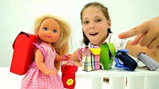 Барби и  Штеффи - Играем в куклы - Видео и игры для девочек