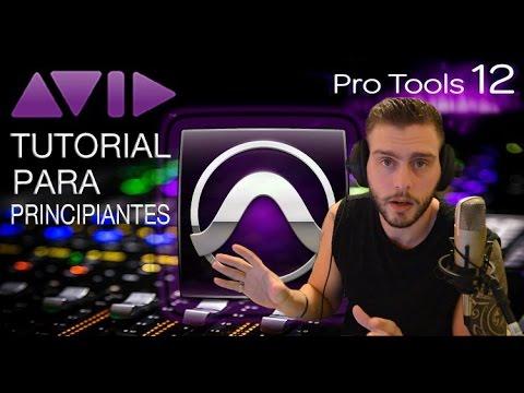Pro Tools 12 – Tutorial Basico Para Principiantes 1