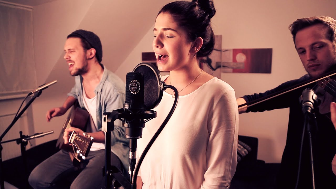 Elastic Heart - Sia (Nicole Cross Official Cover Video) - YouTube