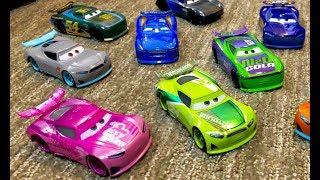 Disney Cars 3 Toys Unboxing Review - Cars 3 Next Gen Racers Rich Mixon & Tom W Fun Toy Cars for Kids