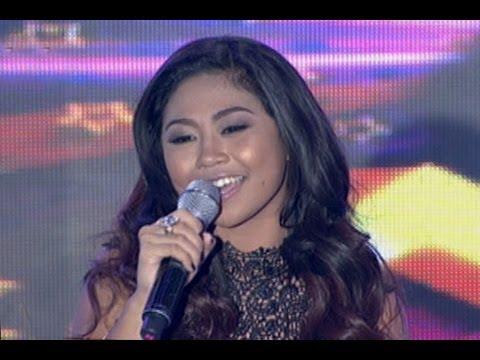 Jessica Sanchez look alike performs 'Tonight'
