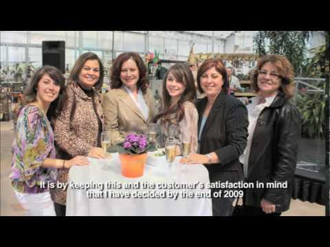 Centre de jardin brossard lancement avril 2010 youtube for Centre de jardin brossard