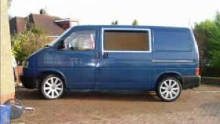 volkswagen Transporter T4 Sidewindow fit - 01273 871717