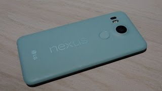 Google Nexus 5X hands-on