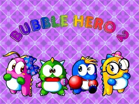 bubble bubble hero 2