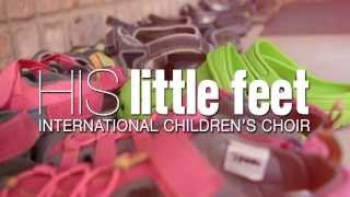 His Little Feet Promotional Video