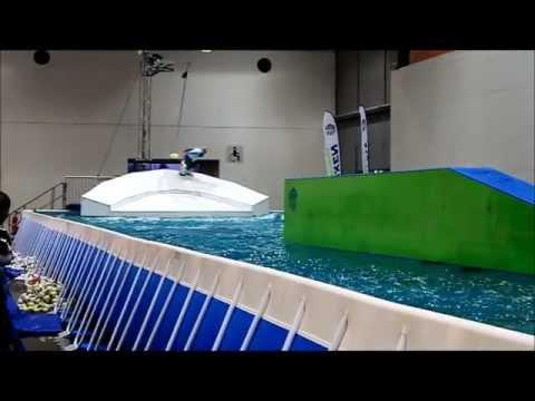 Rixen Wake Classics 2012 (Indoor Wakeboarding)