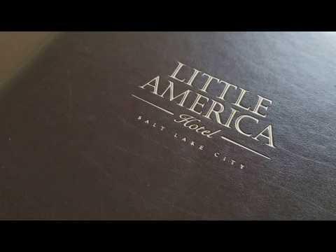 Little America Hotel Room Tour In Salt Lake City Utah (room 1117)