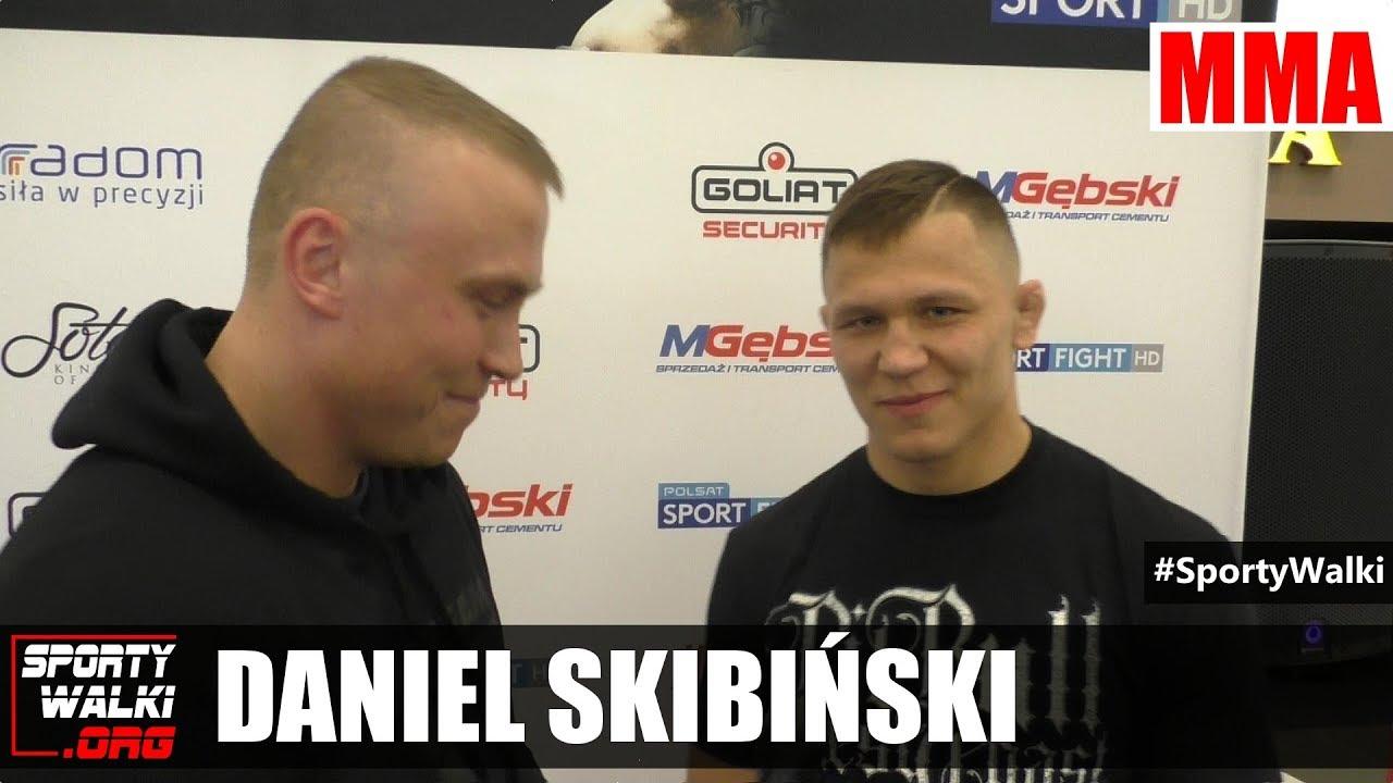 Babilon MMA 3: Daniel Skibiński o walce z Davy Gallonem