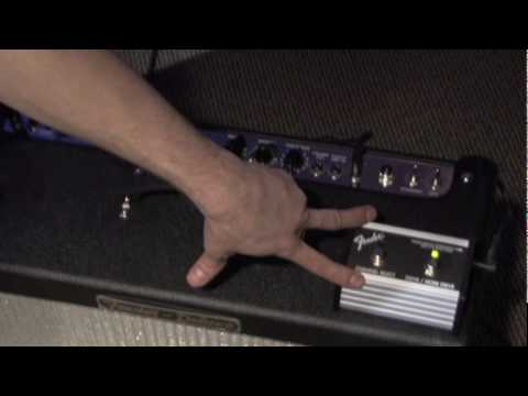 Fender Hot Rod Deluxe 1x12 Amp Gear Review