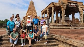 "South India Full Day 5 - Brihadeswara Tanjore ""Big"" Temple"