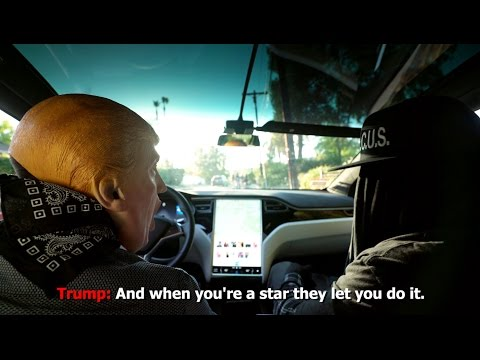 Rawcus Ft. Donald Trump - White People Crazy (Music Video)