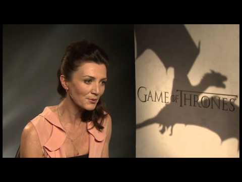 Michelle Fairley talks love