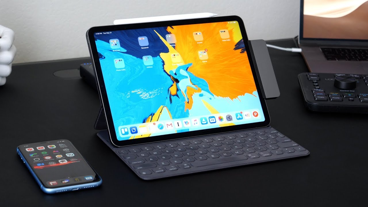 Next-Level iPad Pro Accessories, Apps & Tips (For Switching From Mac)