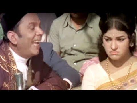Ek Do Teen Chaar - Johny Walker, Kishore Kumar - Sanjog Song
