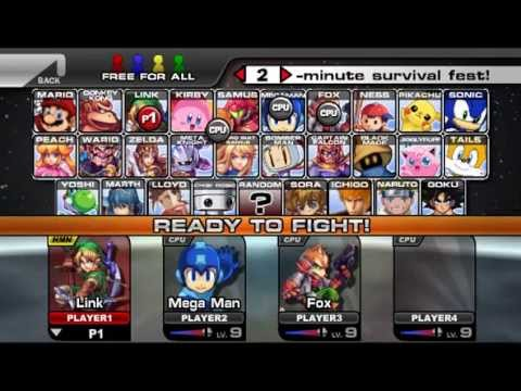 super smash flash 3 full game