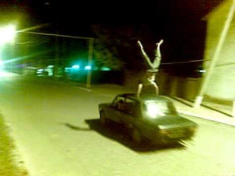 чеченская уличная акробатика