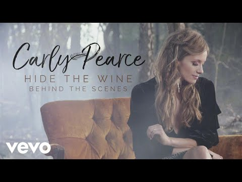 Carly Pearce - Hide The Wine (Behind The Scenes)