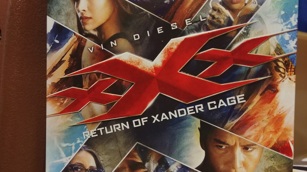 XXX Return of the Xander cage 4K Ultra HD review