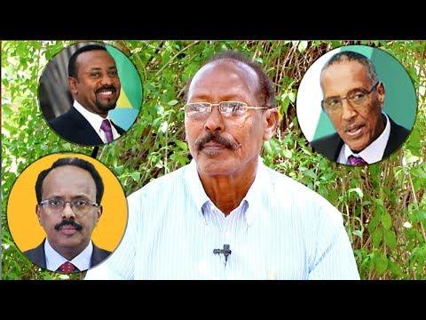 Somaliland Ma Dacwayn Karto Hubka Somaliya - Siyaasi Cadami