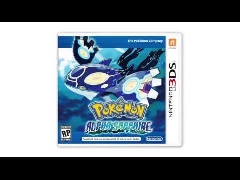 Pokémon Omega Ruby / Pokémon Alpha Sapphire  -  Nintendo 3DS