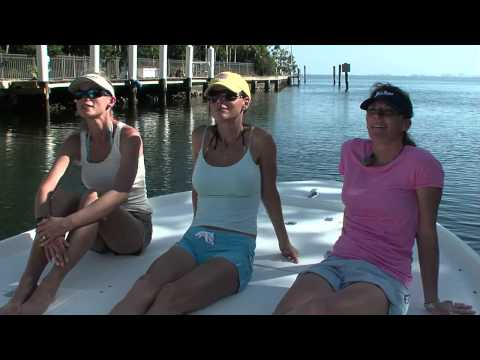Part 2 of the Girlfriends Fishing Getaway with Peter Miller and Bass 2 Billfish