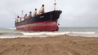 Gadani beaching