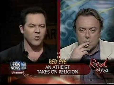 Christopher Hitchens Interview on Red Eye - May 12 2007