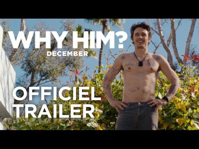 WHY HIM? | Officielt Teaser trailer  | Danmark