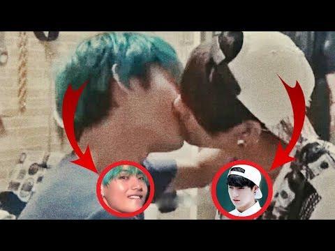 All VKOOK/ TAEKOOK kisses (Taehyung & Jungkook) BTS
