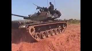 Tank Topu Atışı