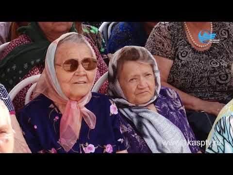 Самые позитивные бабушки Дагестана приняли участие в музыкальной битве хоров