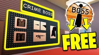 BIGGEST Jailbreak UPDATE Yet! GAMEpass Boss GRATUIT! | Roblox Jailbreak NOUVEAU MISE À JOUR