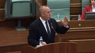 """Haradinaj debaton ashpër me deputetin e LDK-së: Ishit kundër ushtrisë, """"je ka rren"""""""