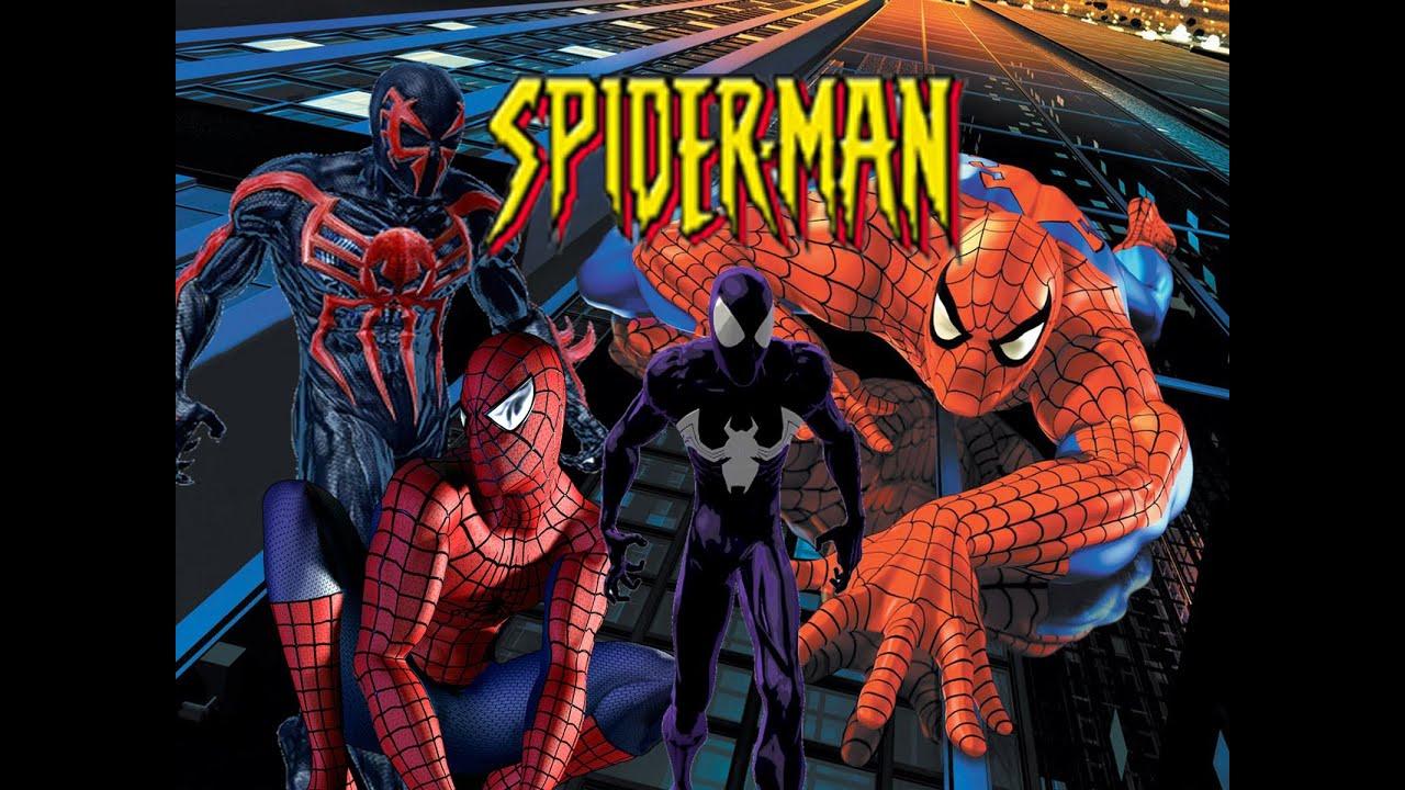 Especial SpiderMan Parte 8 Top10 Mejores Juegos de SpiderMan