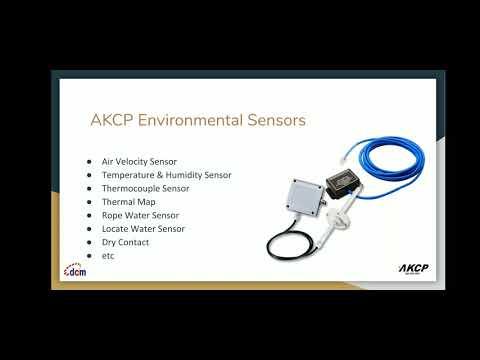 Pengenalan Produk Environment Monitoring System AKCP