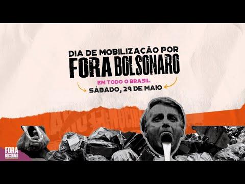 """ATOS #29M: """"O povo se levantará"""", por Raimundo Bomfim"""