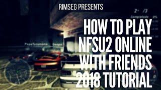 [Tutorial] NFSU2 Online - 2018