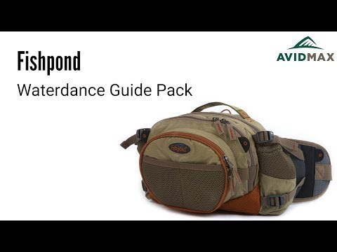 Fishpond Waterdance Guide Pack Review   AvidMax