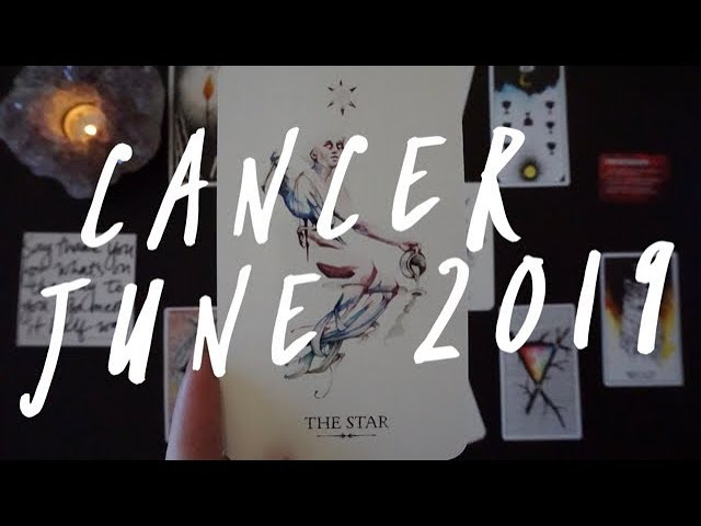 Cancer - The MAGIC lives in your beliefs! June 2019